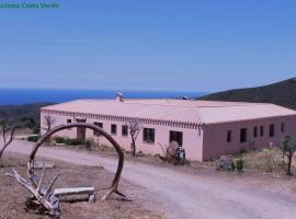 Agriturismo Costa Verde, Arbus (Ingurtosu yakınında)