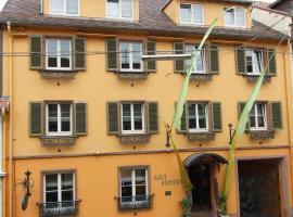 Art Hotel Neckar, Neckargemünd (Wiesenbach yakınında)