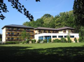 Parkhotel zur Klause, Bad Hall (Kremsmünster yakınında)