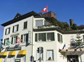 Hotel Schwanen, Wil (Hosenruck yakınında)
