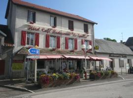 Hôtel Le Spuller, Sombernon (рядом с городом Mesmont)