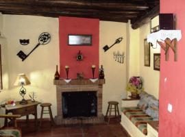 Casa Antoñita, Parauta