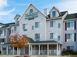 Country Inn & Suites by Radisson, Bloomington-Normal Airport, IL, Bloomington