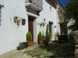 Casa El Menúo, Параута
