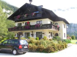 Haus Marie, Obertraun