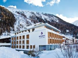 Anthony's Life&Style Hotel, Sankt Anton am Arlberg