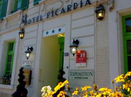 Hôtel Picardia, Сен-Валери-сюр-Сомм