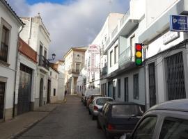Hostal el Volao, Villanueva de Córdoba (рядом с городом Torrecampo)