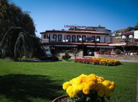 Villa Lihnidos Square