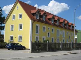 Komfort Apartmenthaus Haslbach FGZ, Regensburg (Zeitlarn yakınında)