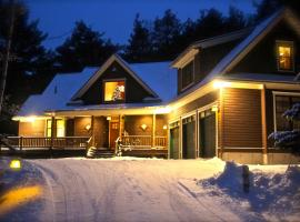 Fawn Ridge Lodge, Lake Placid (in de buurt van Saranac Lake)