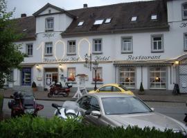 Hessischer Hof, Bad Karlshafen (Trendelburg yakınında)