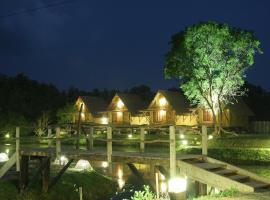 Boo Oya Nature Resort, Vavuniya