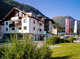 Aparthotel Acksteiner, Sankt Anton am Arlberg