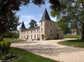 Maison d'Hôtes Les Bruhasses, Кондом (рядом с городом Larressingle)