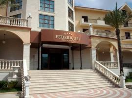Hotel Federico II, Enna