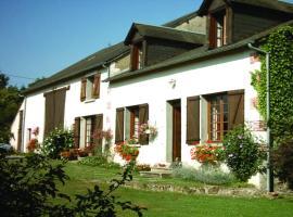 La Villonnière, Parnac