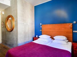 Rex Hotel, Stokkhólmur