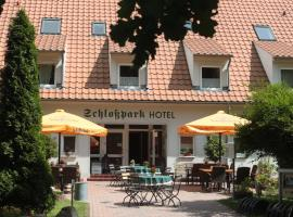 Schlossparkhotel Sallgast, Sallgast