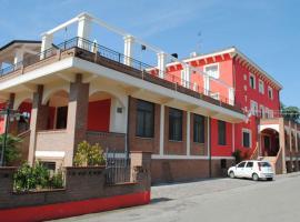 Hotel Cigno Reale, Rolo (Moglia yakınında)