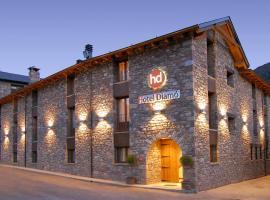 Hotel Diamó, Castejón de Sos