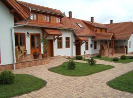 Faluszéli Vendégház - Boncz Porta, Nagyrákos (рядом с городом Pankasz)