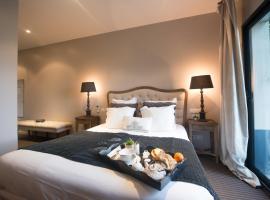 Hotel Le Clos De La Prairie, Gouy-Saint-André (рядом с городом Buire-le-Sec)