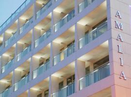 Amalia Hotel, Atenas