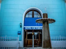 Hotel Victoria, Fortuna (La Garapacha yakınında)