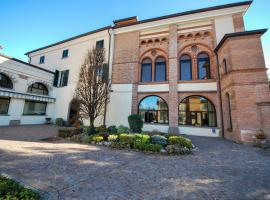 Villa Santa Maria dell'Arco - Centro Oreb, Cazzago San Martino (Rovato yakınında)