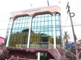 Prarthana Residency, Attingal (рядом с городом Nilamel)