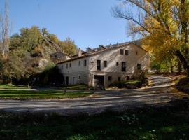 Hospederia El Batan, Tramacastilla