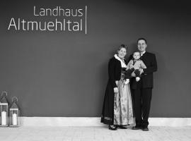 Landhaus Altmuehltal, Kipfenberg (Enkering yakınında)