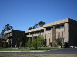 Southern Cross Motor Inn & Tourist Park, Berridale (Cooma yakınında)
