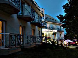 Hotel Pontis, Biatorbágy (рядом с городом Пати)