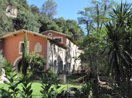 Maison d'hotes Les Chambres de Mon Moulin, Pégomas