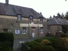 Auberge des Bonnes Gens, Le Mesnilbus (рядом с городом Saint-Martin-d'Aubigny)