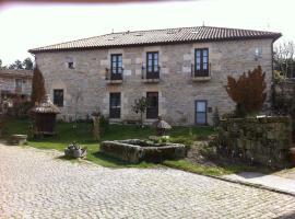 Casa das Augas Santas, Aguas Santas (рядом с городом Sotomayor)