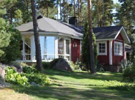 Villa Vimpasaari, Hamina