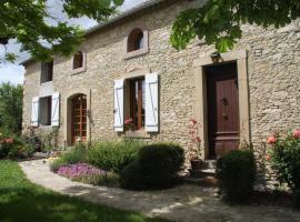 Maison Iris, Villeneuve-lès-Montréal (рядом с городом Fanjeaux)