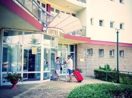 Hotel Nagyerdő, Дебрецен (рядом с городом Hajdúszentgyörgy Vasútállomás)
