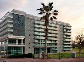 West Boutique Hotel Ashdod, Ашдод