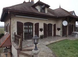 La Pleignetude, Amblans-et-Velotte (рядом с городом Genevreuille)