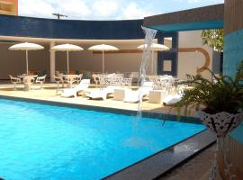 Hotel Praia Ponta d'Areia, São Luís