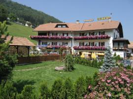 Hotel Pausa, Montagna