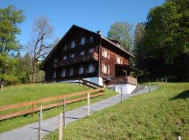 Ferienhaus Hunduren, Braunwald (рядом с городом Linthal)