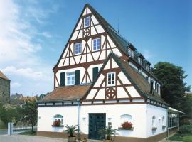 Landhotel Altes Wasserwerk, Freinsheim
