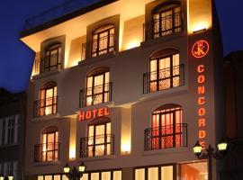 Отель Конкорд