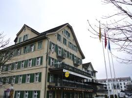 Hotel Drei Könige, Richterswil (Stäfa yakınında)