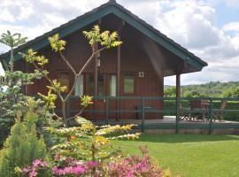 Wellsfield Farm Holiday Lodges, Стерлинг (рядом с городом Denny)
